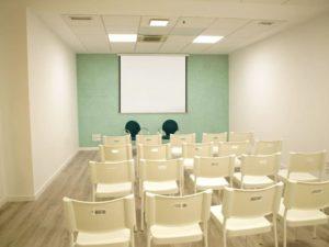 sala de meditación en Madrid