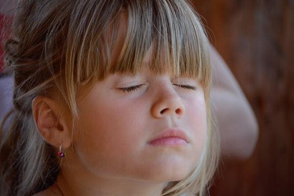 Curso meditación para niños en Madrid