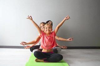 Formación en meditación para niños